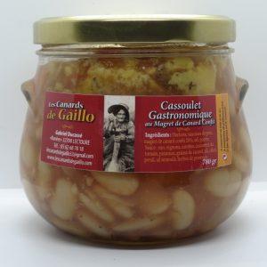 Cassoulet Gastronomique