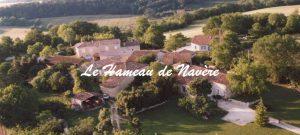 Le hameau de Navère lectoure